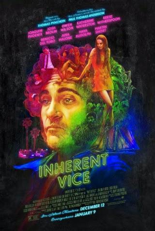 Inherent Vice [2014] [DVD FULL] [NTSC] [Latino]