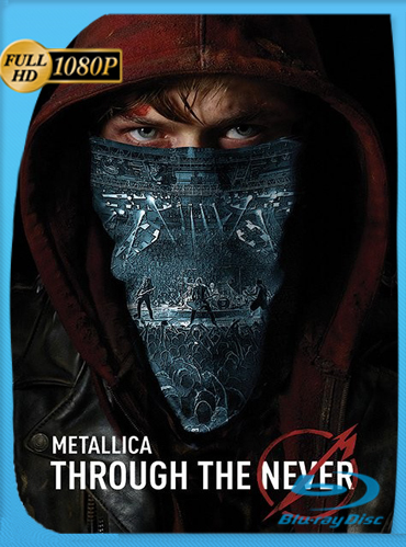 Metallica: Through the Never  HD [1080p] Subtitulado [GoogleDrive] ​TeslavoHD