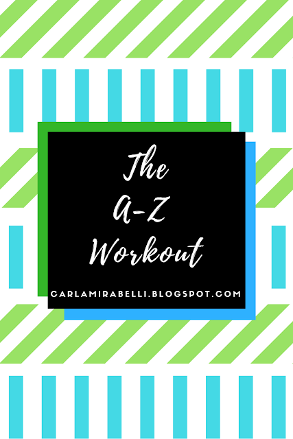 A-Z Workout Cover