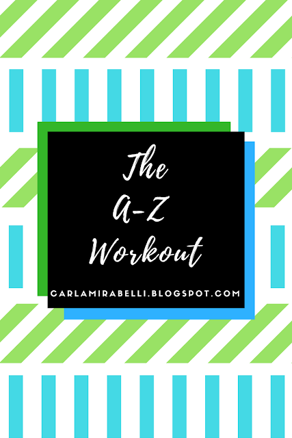 The A-Z Workout