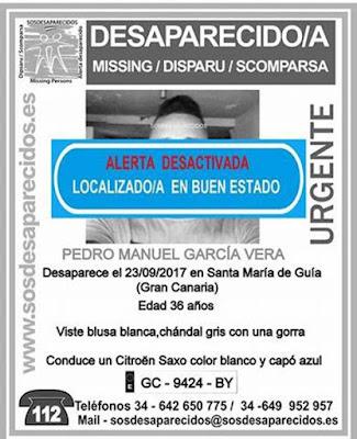 Encuentran en buen estado desaparecido de Santa María de Guía, Gran Canaria Guía