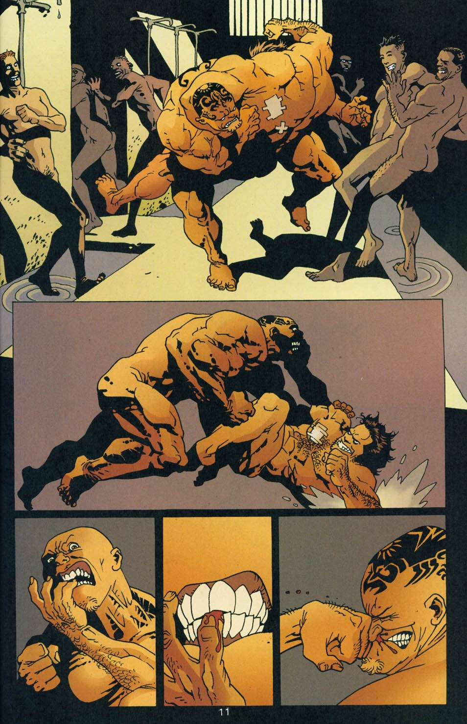 Read online 100 Bullets comic -  Issue #44 - 12