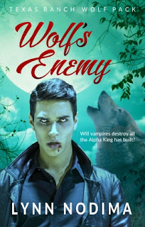 Wolf's Enemy Book Cover