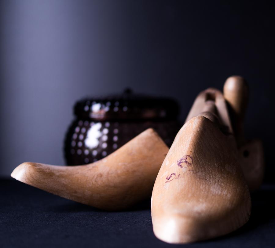 Blog + Fotografie by it's me! | fim.works | Hortensien aus dem Nachbarsgarten | Glasdose mit Deckel