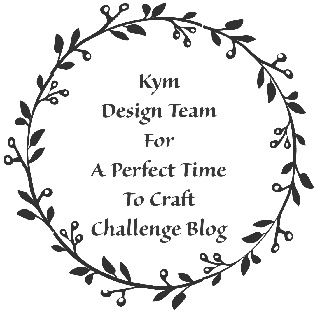 A Perfect Time to Craft Open Challenge Blog DT Member