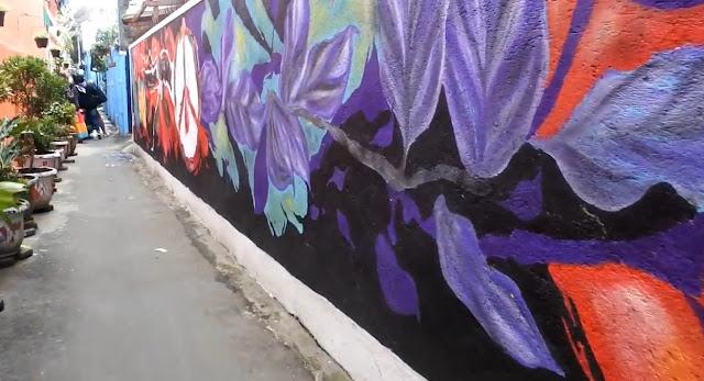 Kampung cibunut Bandung