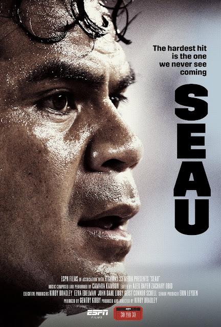 ESPN 30 for 30 Junior Seau 2018 movie poster