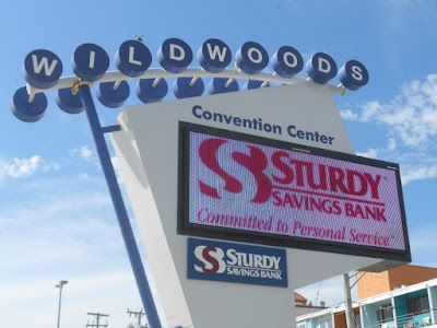 The Wildwoods Convention Center in New Jersey
