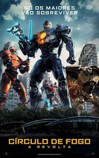 Círculo de Fogo: A Revolta – Blu-ray Rip 720p | 1080p Torrent Dublado / Dual Áudio (2018)