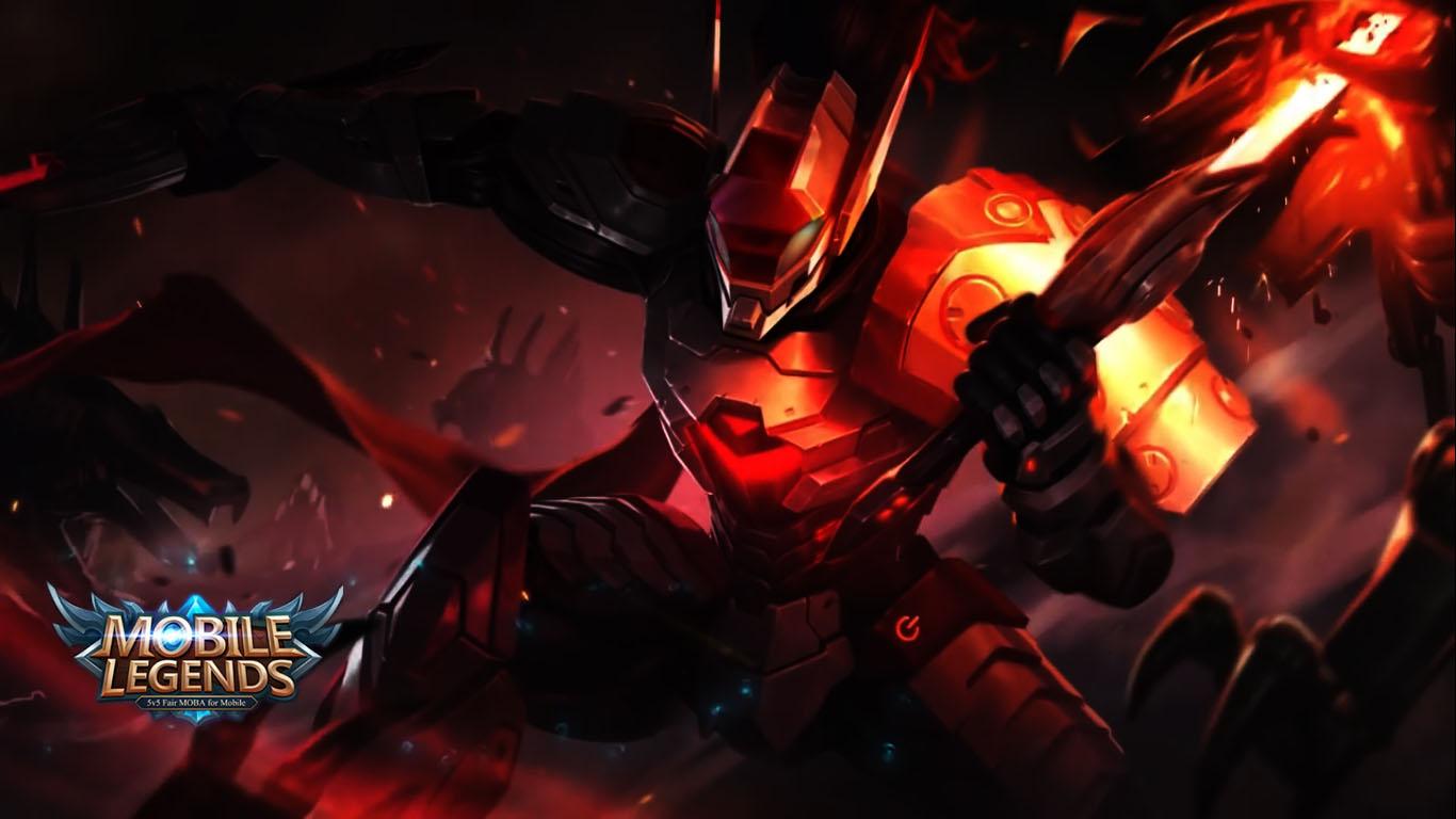 Saber  Fullmetal Ronin Mobile Legends