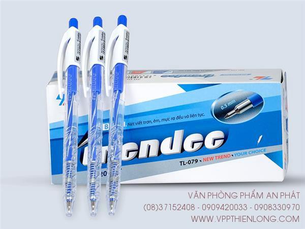 Mẫu bút Trendee TL 079 Thiên Long