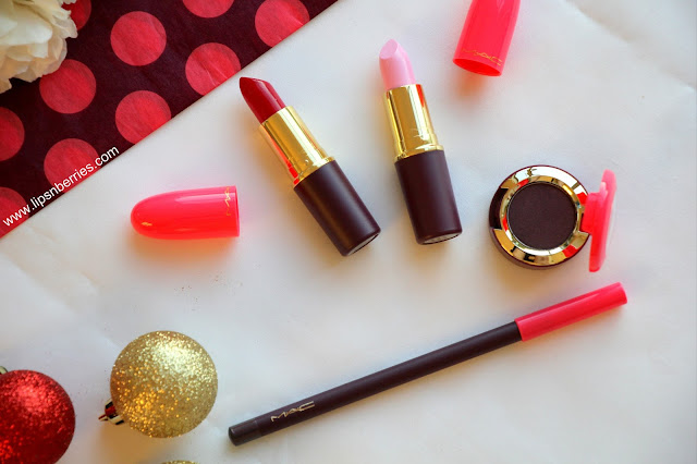 MAC so good for you lipstick review