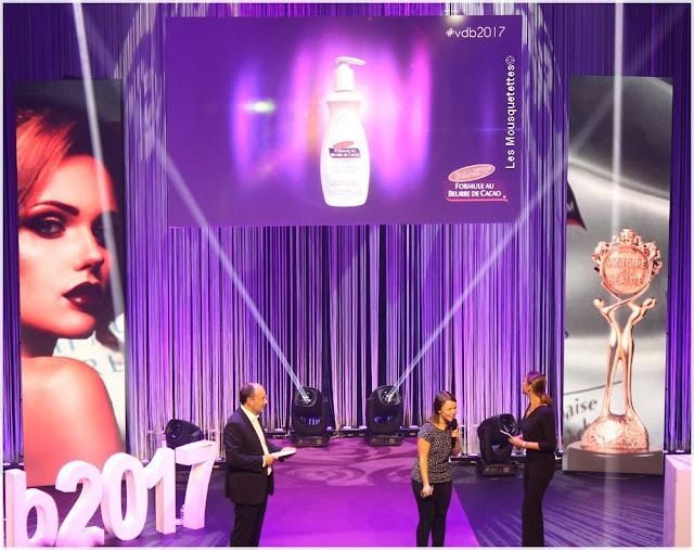 Les Victoires de la beauté 2016/2017 - Palmer's - Blog beauté Les Mousquetettes©