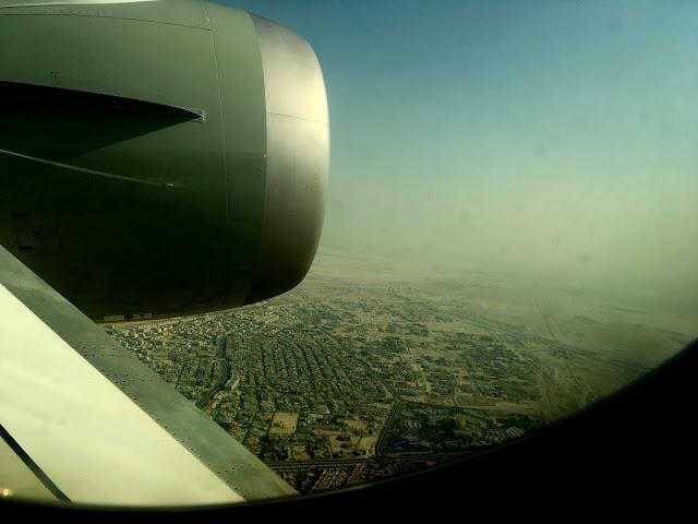 vistas aéreas Doha