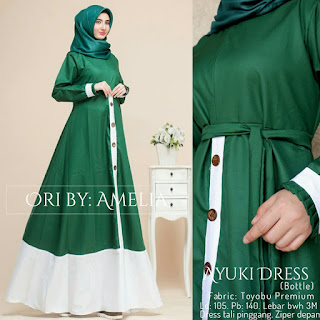 Ayuki Dress by Amelia