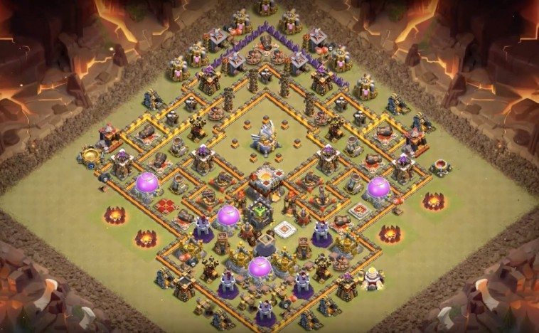 Base WAR Anti Valkrye TH11