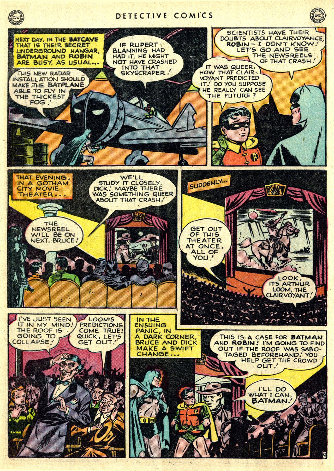 Read online Detective Comics (1937) comic -  Issue #133 - 6