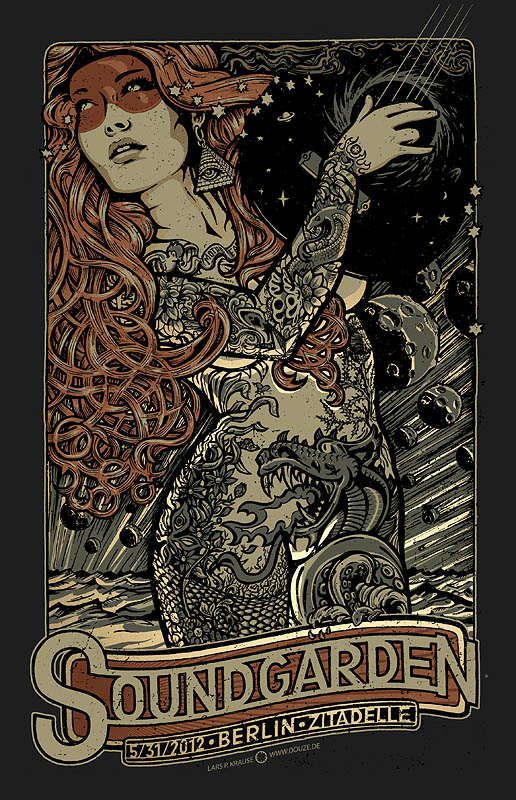 Soundgarden Festival Tour