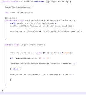 """Como Fazer um """"Jogo de Cara ou Coroa para Android"""" no [Android Studio]"""