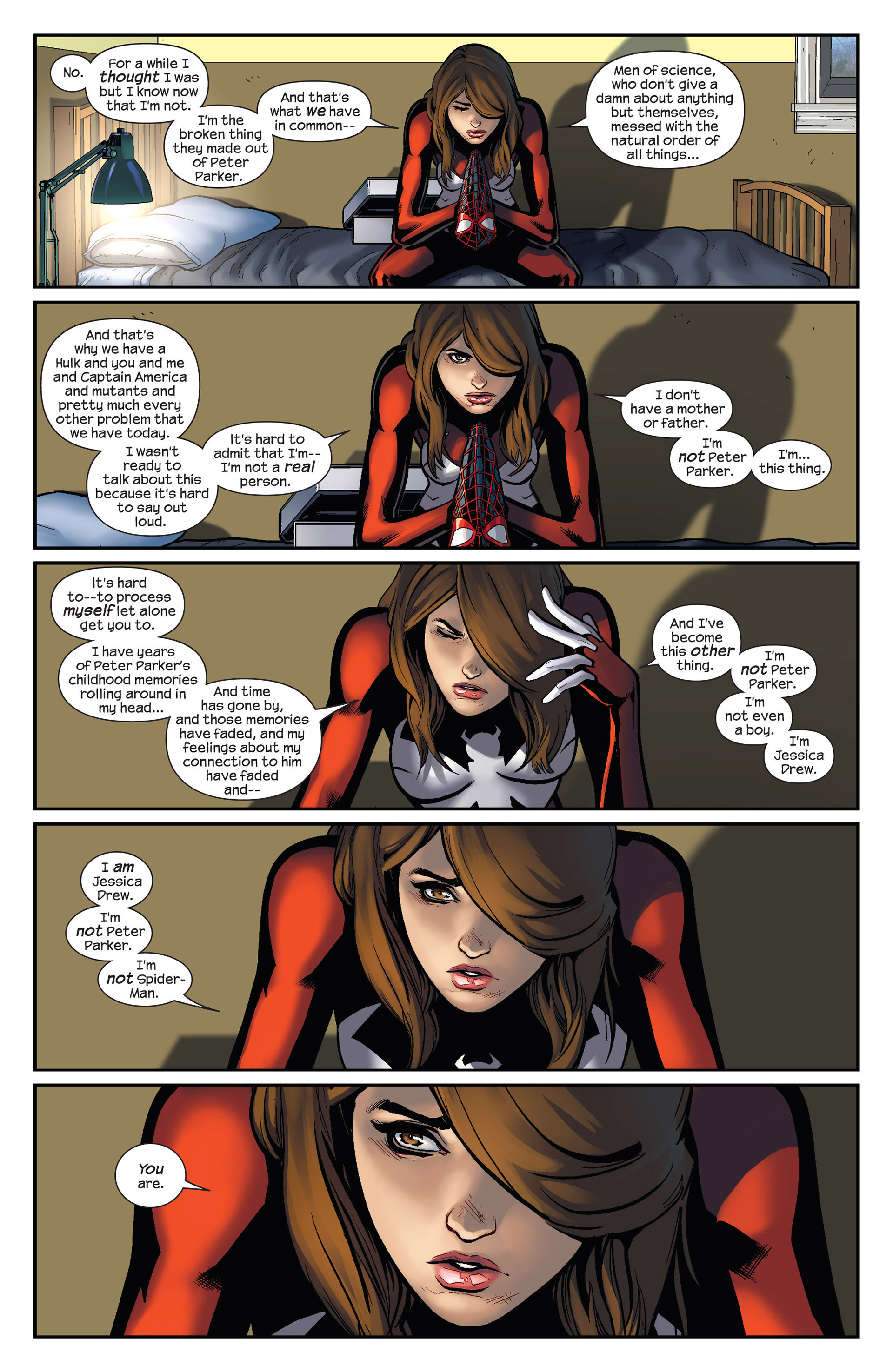 Read online Ultimate Comics Spider-Man (2011) comic -  Issue #25 - 15