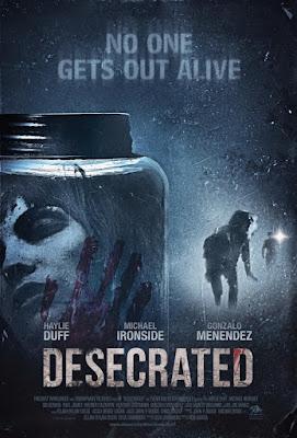 Desecrated 2015 DVD R1 NTSC Sub