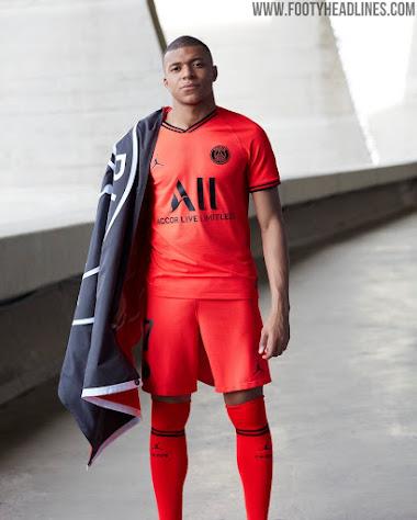 Jordan PSG 19-20 Away Kit Released - Footy Headlines