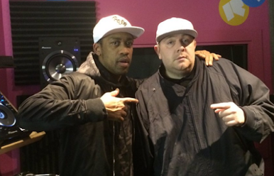 WILEY & SLIMZEE ON RINSE FM (FULL PODCAST & FREESTYLE)