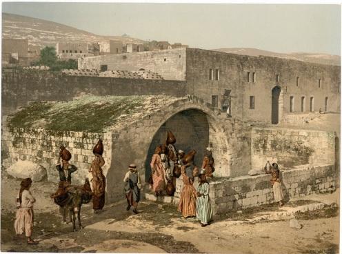 Gambar Yerusalem 120 tahun silam