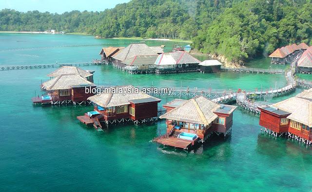 Sabah Resort Villa
