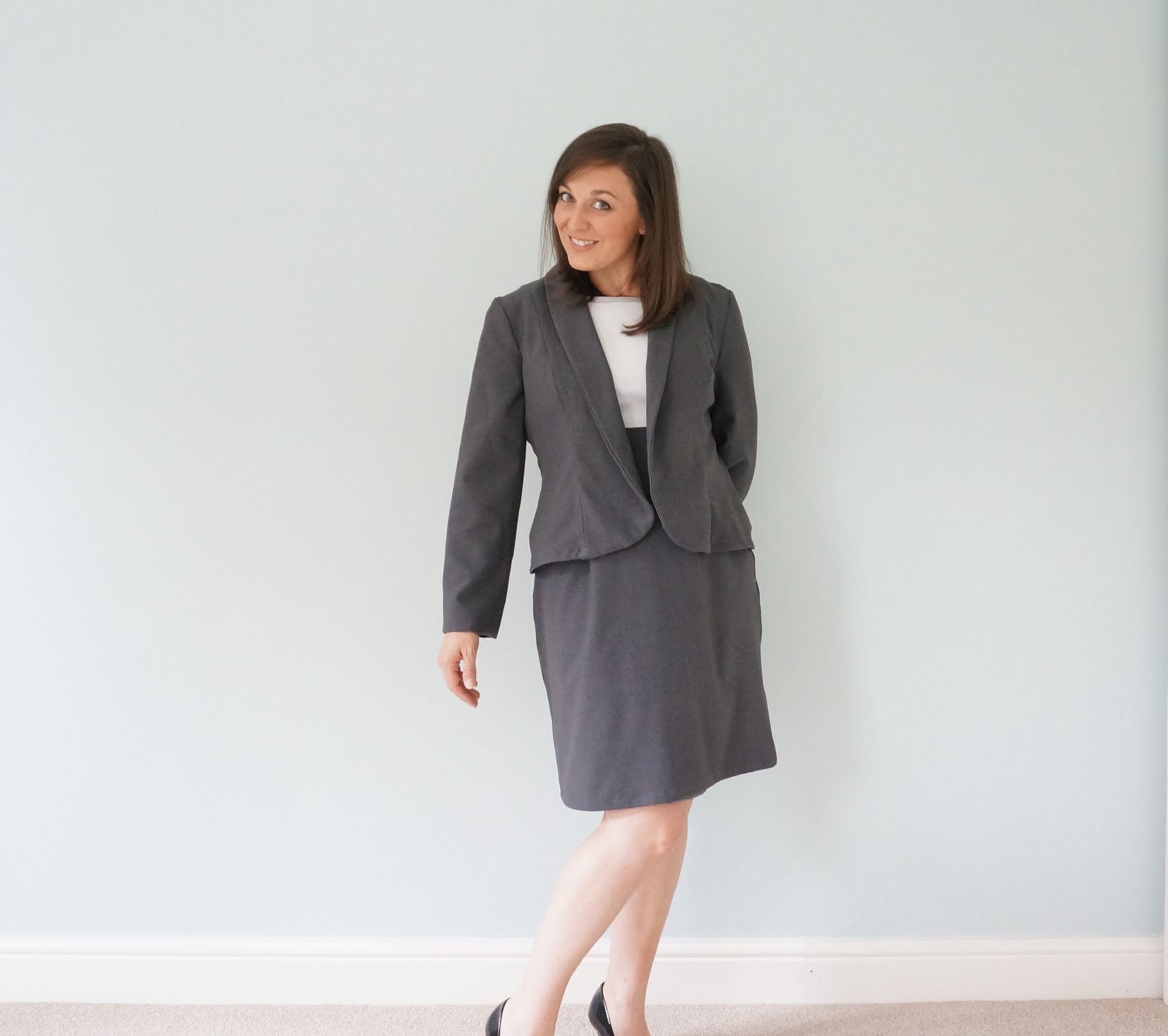 Threadcount Suit Jacket sewing pattern review