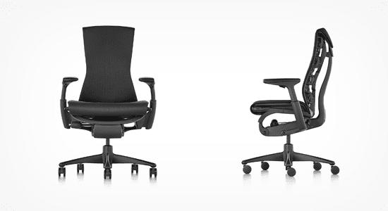 6. Herman Miller Embody Chair