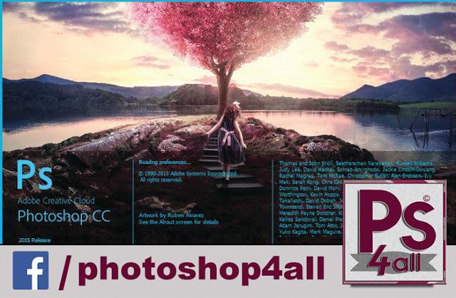 Adobe photoshop cc.2016