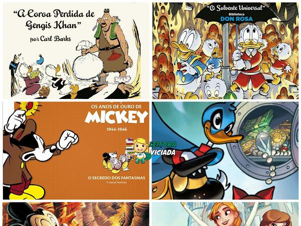 Lançamentos: Panini Comics - Disney