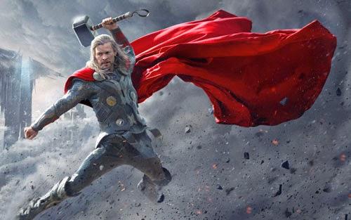 Dashyatnya Palu Thor