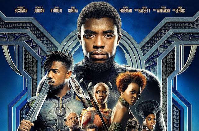 Black Panther Mengaum Di Pawagam