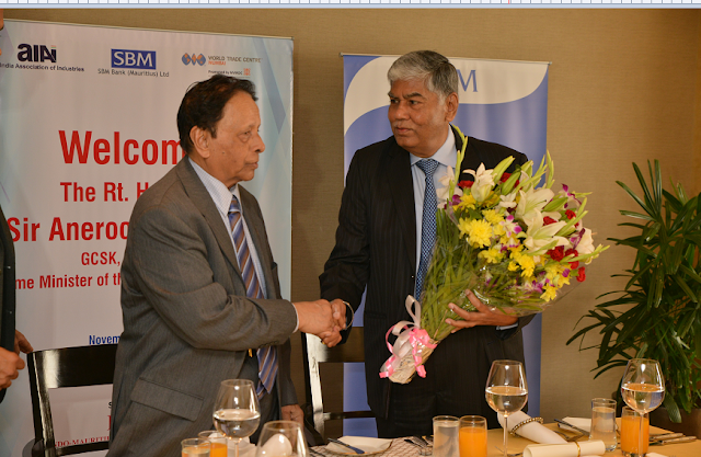 Mauritius to remain preferred source of FDI says Sir Jugnauth