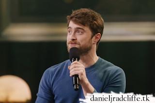 Update: Daniel Radcliffe on 2 Dope Queens
