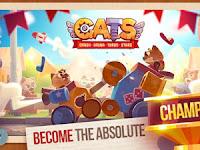 Cats: Crash Arena Turbo Mod Apk v2.10,3 Free Full Version