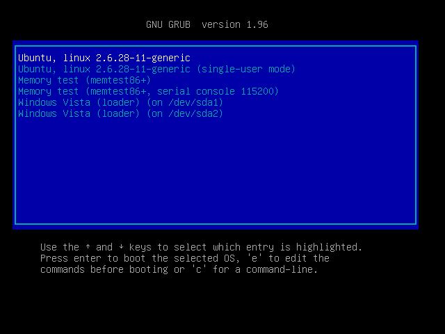 Ubuntu Tips And Tricks: Ubuntu Got 2 Windows 7 (loader) entries in Grub2