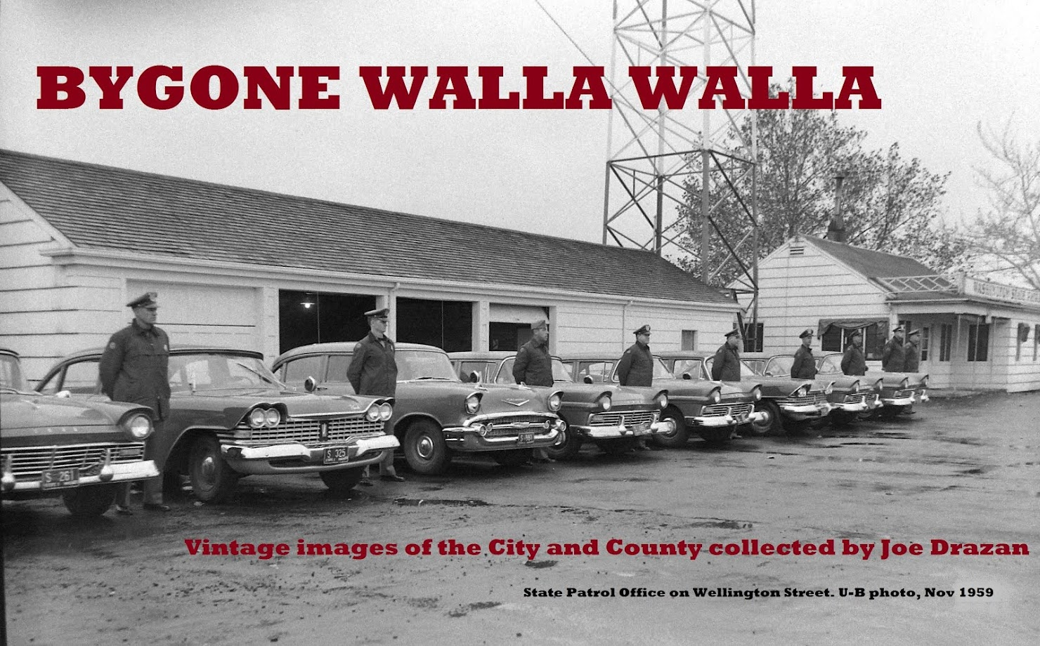 Bygone Walla Vintage Images Of The City And County Collected By Joe Drazan
