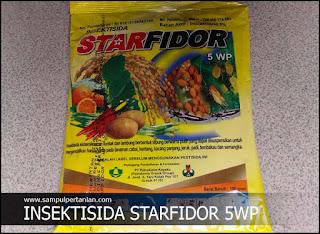 Insektisida STARFIDOR 5WP Bahan aktif Imidakloprid