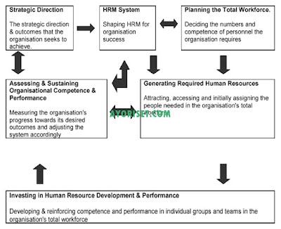 A Strategic Human Resource Planning Model