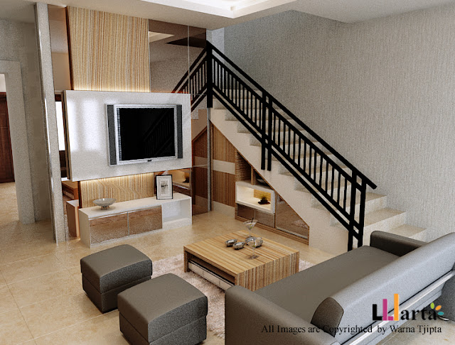 Interior Desain Villa Citra