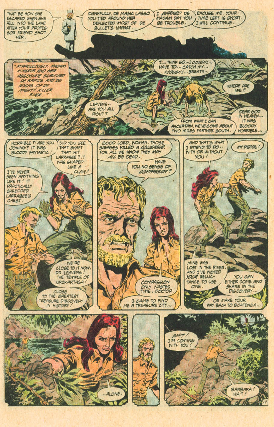 Read online Wonder Woman (1987) comic -  Issue #28 - 19