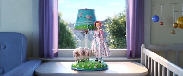 Toy Story 4: Lamp Life [Corto] HD 720p Latino Dual
