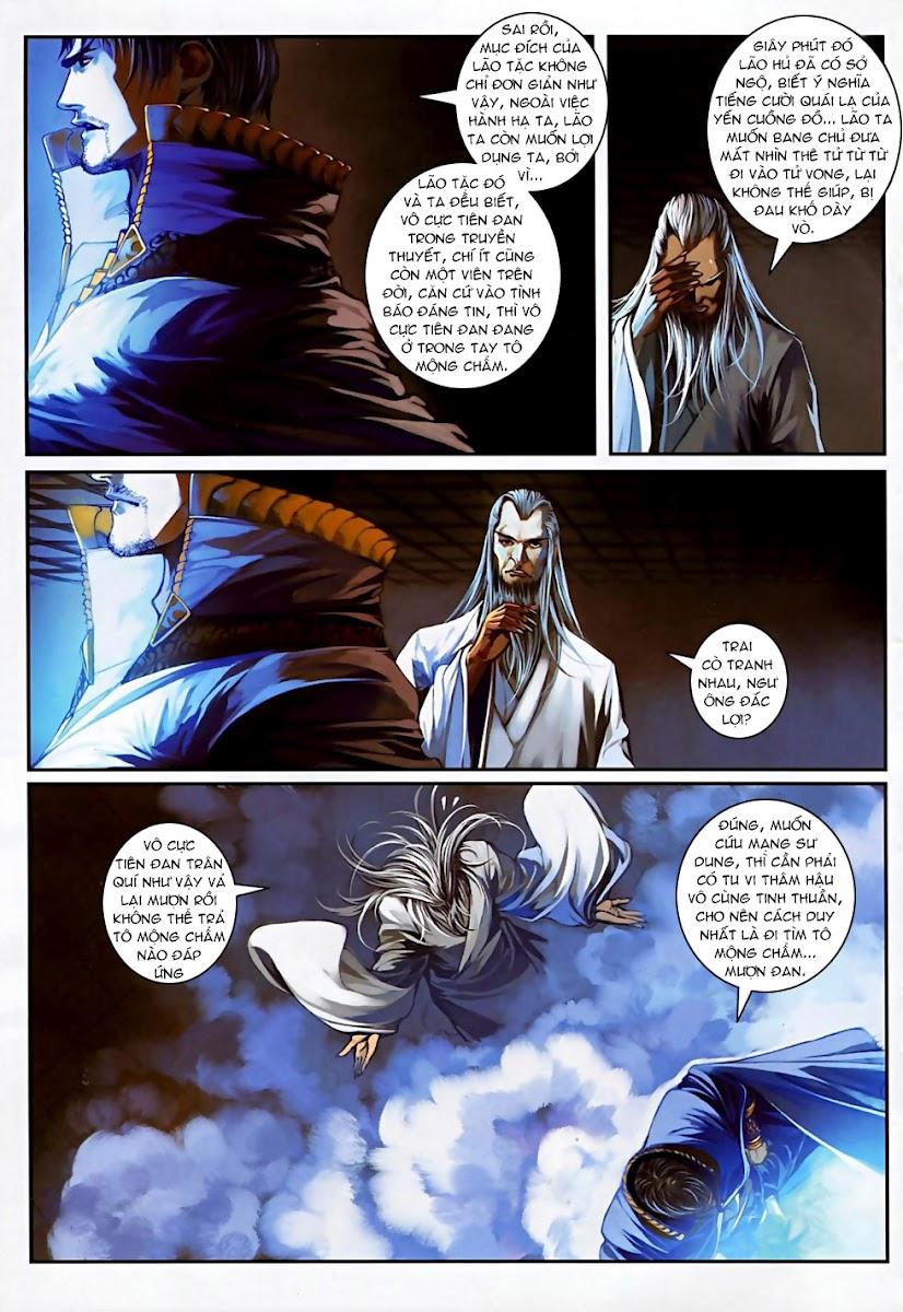 Ôn Thuỵ An Quần Hiệp Truyện Phần 2 chapter 5 trang 29