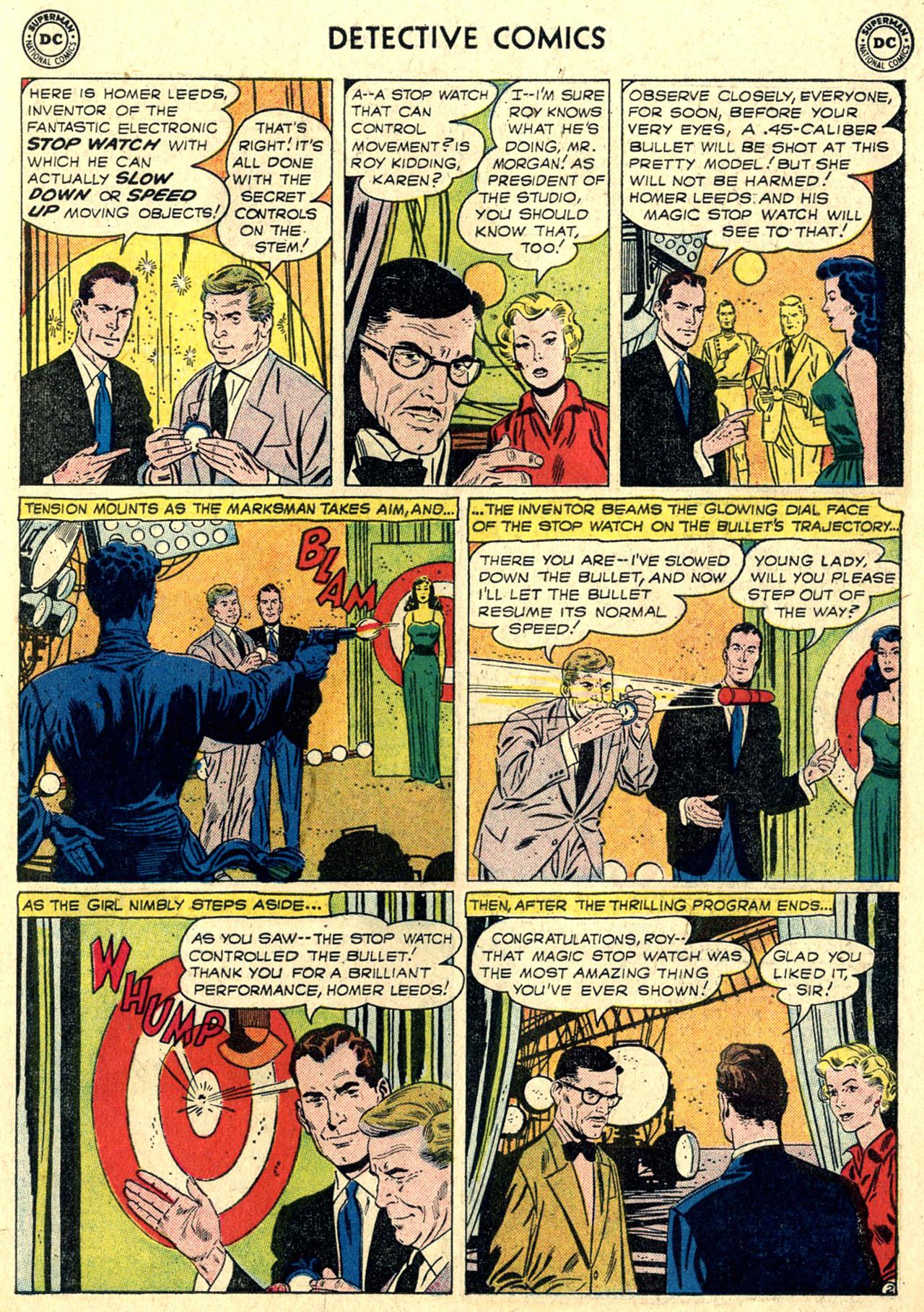 Detective Comics (1937) 266 Page 18