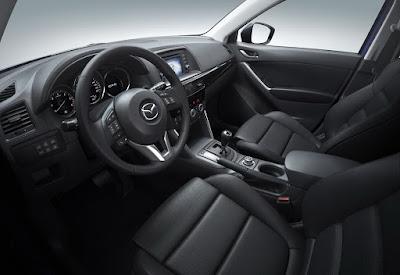Mazda CX-5 premiere