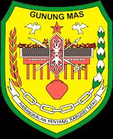 Logo / Lambang Kabupaten Gunung Mas