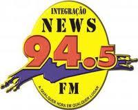 Rádio Integração News 94,5 Morrinhos ao vivo